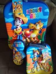 Kit mochila infantil