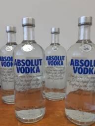 Vodka Absolut lacrada 1 litro