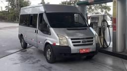 Van Transit Ford - 2011