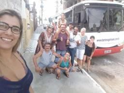 Fazemos viagens com motorhome com motorista para o Brasil e Mercosul