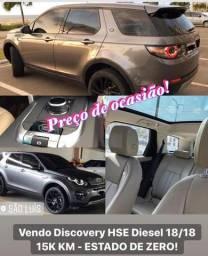 Vende-se Discovery HSE Diesel - 2018