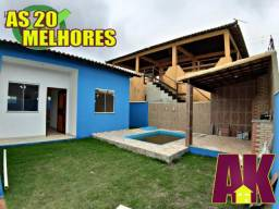 K4001/ Casa /Top de +++/venha conhecer!!!!/cabo frio/.unamar/