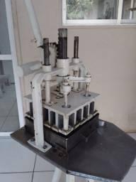 Divisora de massas,30 paes em nylon cortador inox