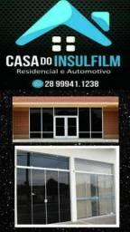 Instalação de Insulfilm automotivo e residêncial