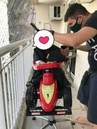 Cadeira Carrinho Infantil