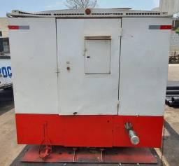 Compressor para perfuração de poço artesiano