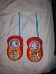 Radios de comunicação infantil