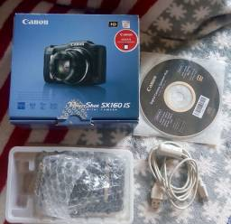 Câmera Canon Power shot SX160 IS