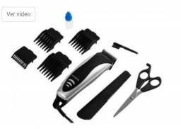 Máquina de Cortar Cabelo Mondial Hair Stylo - 5 Níveis de Altura<br><br>