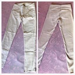Calça Jeans Rosa bebê