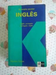 Livros e dicionários inglês