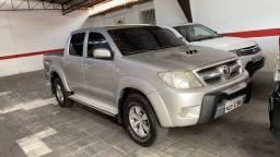 Hilux Srv 3.0 Automática 2008 Diesel !!!