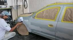 VAGA - Pintor & Preparador Automotivo