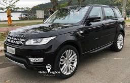 Land Rover Range Rover Sport HSE 3.0 4x4 SDV6 Diesel Aut. Preta