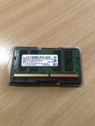 Memória DDR4 8GB Notebook