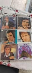 6 cds Roberto Carlos
