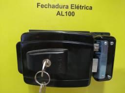Fechadura eletrônica e vídeo porteiro