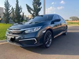 Honda Civic LX 2020 CVT EXTRA ÚNICO DONO
