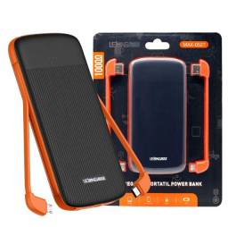 Carregador Portátil Power bank para iPhone e Type C
