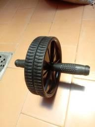 Roda Abdominal o melhor exercício para abdominal