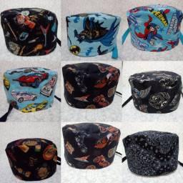 Toucas de amarrar bolsas