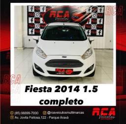 New Fiesta 1.5 2014