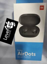 Air Dots da Xiaomi .. Fones de alta qualidade.. novo LACRADO