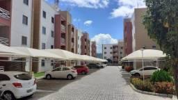 Alugo apartamento mobiliado em condomínio com excelente localização