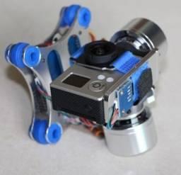 Gimbal para drones (Montados ou Phantom 3)