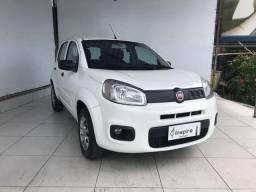 Fiat Uno Atractive 2016 Completo Flex
