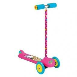 Patinete da Barbie 3 rodas (Novo)