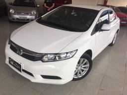 Honda Civic LXS 1.8 - Completa - Automática