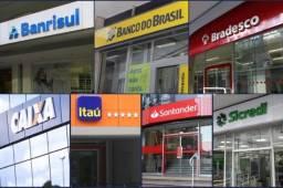 Emprego Ramo Bancário Home Office média R$300,00 de comissao por venda