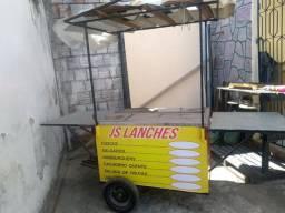 Vendo carrinho de cachorro quente 800 Maranguape interessado *