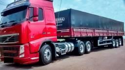 Conjunto Volvo Fh-540 6X4 Ano 2014