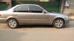 Honda civic lx <br>Ano 2000<br>Completo