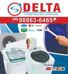 Maquina de lavar Lavadora, não Cobramos visita !