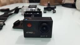 Câmera de ação Full HD Atrio