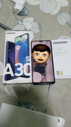 Samsung galaxy A30s semi novo