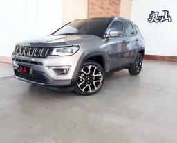 Título do anúncio: Jeep - Compass 2.0 Limited flex automático ano 2020 baixo km