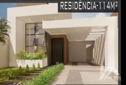 Casa com 3 dormitórios à venda, 114 m² por R$ 435.000,00 - Santa Cruz - Guarapuava/PR
