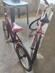 vendo duas bicicleta usada
