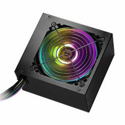 Fonte ATX 400W com LED RGB NFX<br><br>