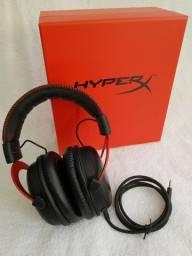 Headset Gamer HyperX Cloud II 7.1