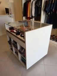 Móveis lindos pra loja de calçados e roupas!!!
