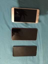 Samsung A10, A30 e J7 vendo ou troco