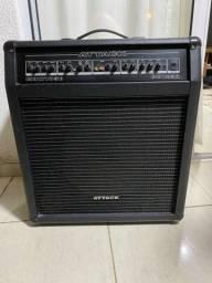 Caixa Amplificador Attack 90W