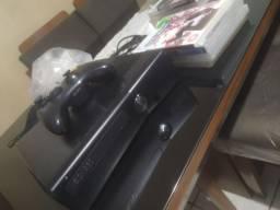 Vendo Xbox 360 slim destravado, muito NOVO!!!