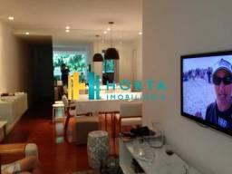 Apartamento a venda 2 quartos com 2 vagas Infra Total Gávea!!