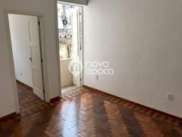 Apartamento à venda com 1 dormitórios em Santa teresa, Rio de janeiro cod:CP1AP46527